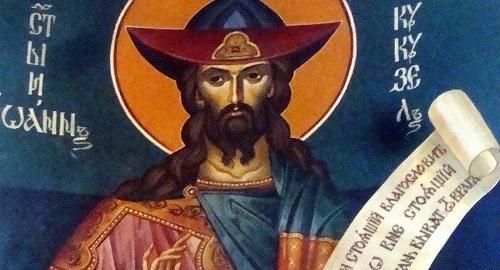 Йоан Кукузел Ангелогласният (Св.)